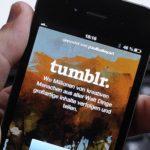 Сервис Tumblr удалил 84 якобы связанных с Россией аккаунта