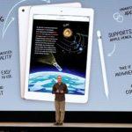 Apple представила недорогой iPad для студентов