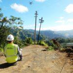 Дроны помогают восстановить энергоснабжение в Пуэрто-Рико (+видео)