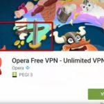 Сервис для обхода блокировок Opera VPN прекращает работу